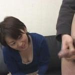 26歳素人OL美香さんの初めてのセンズリ鑑賞
