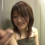 20歳素人娘アイちゃんのセンズリ鑑賞