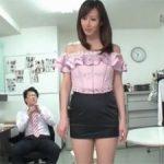 澤村レイコ 美熟女マネキンにコスプレさせて手コキを強要w