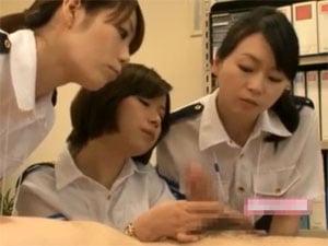 【手コキ】正しいオナニーを指導するオナニー指導員