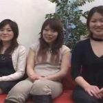 下着品評会でチンポを触りたくなるカーリング女子3人組