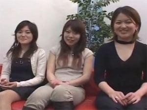 カーリング女子3人組