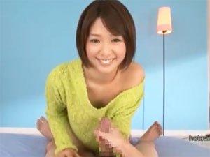 【川上奈々美】オナニー大好き美少女のオナニーサポート