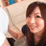 【麻倉憂】清楚系美女の濃厚フェラ抜き顔射!