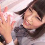 【沙藤ユリ】女子校生の脱ぎたてパンティ手コキ