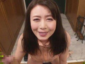 【三浦恵理子】淫語で誘う寸止め焦らし痴熟女