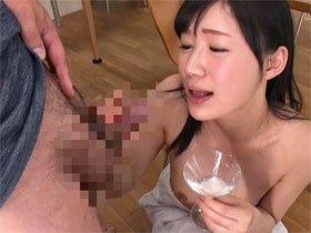【引退作品】精飲マニアたちをフェラ抜きごっくんする美女 星川麻紀
